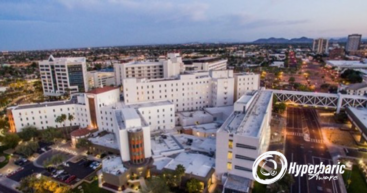Center Spotlight – St. Joseph's Advanced Wound Healing and Hyperbaric Medicine Center
