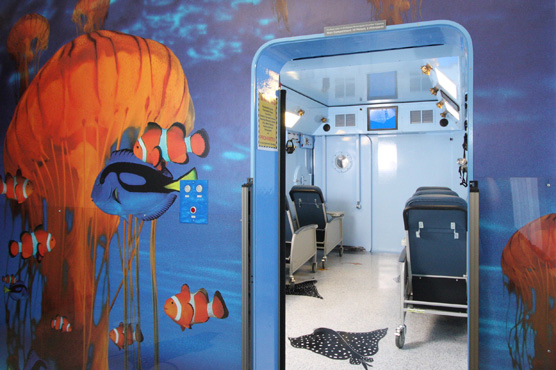 What is hyperbaric medicine