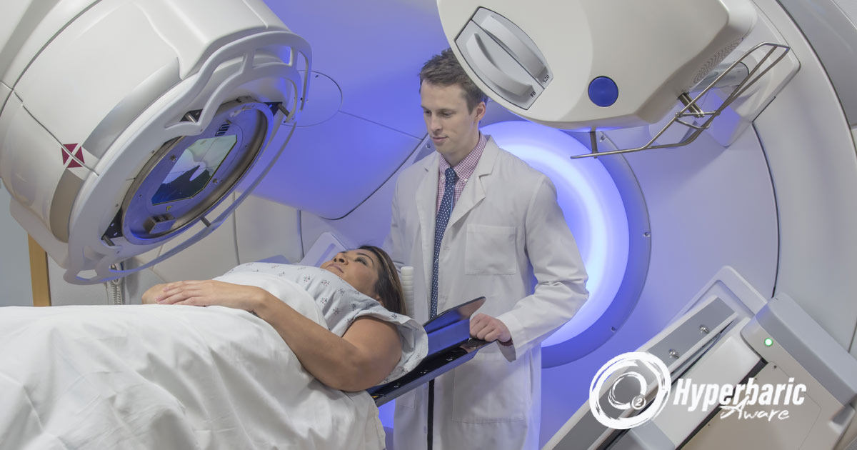 Hyperbaric oxygen (HBO2) is a commonly used treatment for patients who have suffered the late effects of radiation therapy